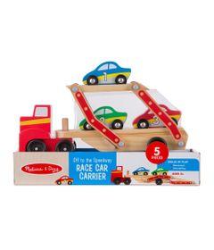 Mini-Veiculos---Carreta-com-Carrinhos-de-Corrida---New-Toys