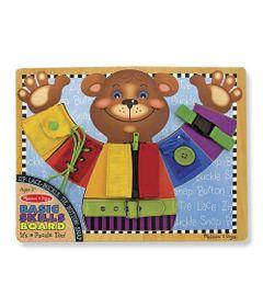 Pecas-de-Encaixe-de-Madeira---Ursinho---New-Toys