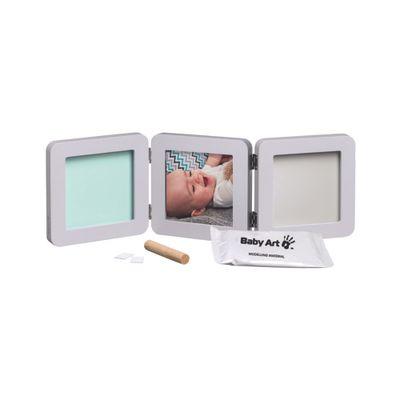Conjunto-Decorativo---Porta-Retratos---My-Baby-Touch---Double-Print---Pastel---Baby-Art