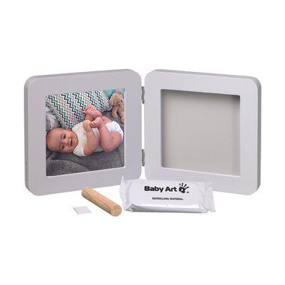 Conjunto-Decorativo---Porta-Retratos---My-Baby-Touch---One-Print---Pastel---Baby-Art