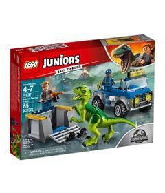 LEGO-Juniors---Jurassic-World---Caminhao-de-Resgate-Raptor---10757