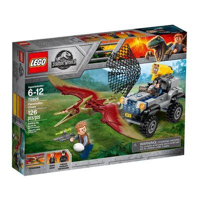 LEGO-Jurassic-World---Perseguicao-Pteronodon---75926