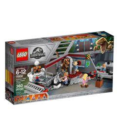 LEGO-Jurassic-World---Perseguicao-Velociraptor---75932