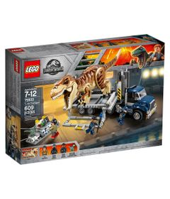 LEGO-Jurassic-World---Transporte-T-Rex---75933