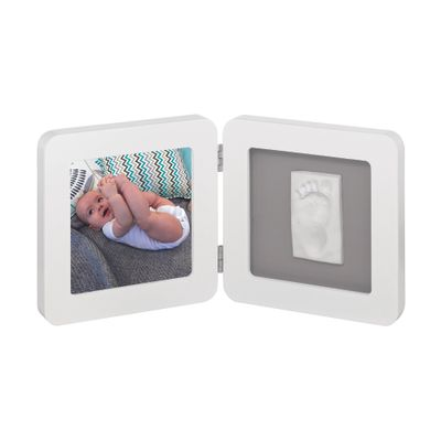 Conjunto-Decorativo---Porta-Retratos---My-Baby-Touch---One-Print---White---Grey---Baby-Art