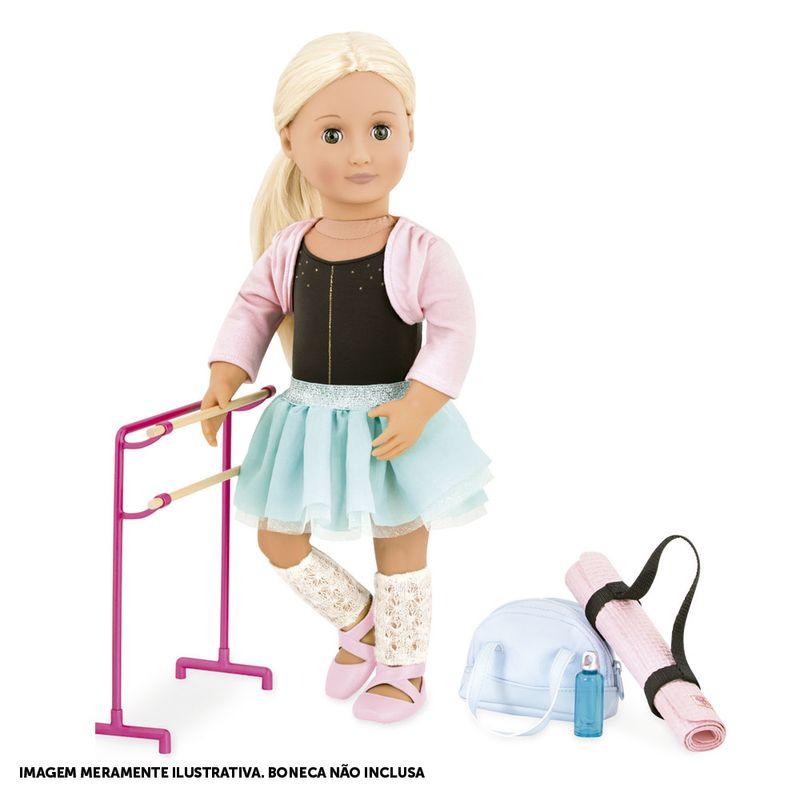 535ab36a6 Acessórios para Boneca - Our Generation - Acessórios de Ballet - Ri Happy  Brinquedos