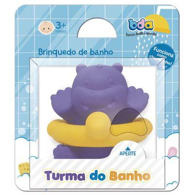 Brinquedo-de-Banho---Turma-do-Banho---Hipopotamo---Toyster