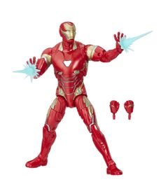 Figura-de-Acao---26-Cm---Disney---Marvel---Avengers---Serie-Legends---Iron-Man---Hasbro