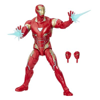 Figura-de-Acao---26-Cm---Disney---Marvel---Avengers---Serie-Legends---Iron-Man---Hasbro