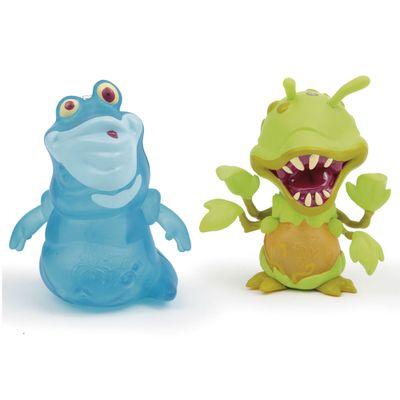 Mini-Figuras-Brilhantes---Exogini---Blaaaah---Sluggy-Boy---Candide
