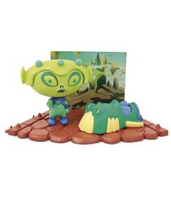 Playset-e-Mini-Figura---Hero-Eggs---Alien---Candide