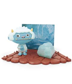 Playset-e-Mini-Figura---Hero-Eggs---Yeti---Candide