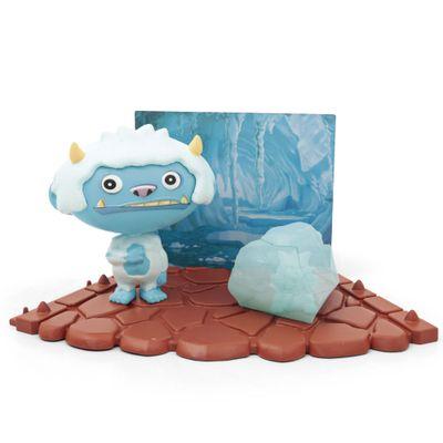 Playset-e-Mini-Figura---Hero-Eggs---Yeti---Candide