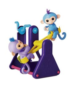 Playset-e-Mini-Figuras-Agarradinhos---Fingerlings---Balanco---Candide
