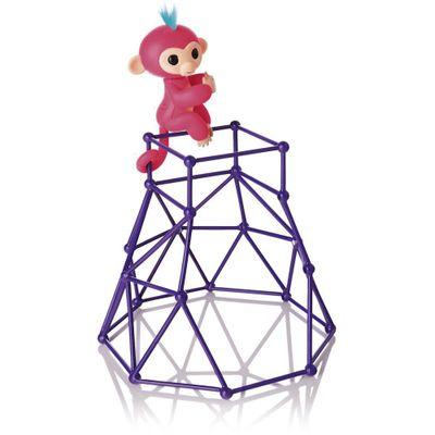 Playset-e-Mini-Figuras-Agarradinhos---Fingerlings---Playground---Candide