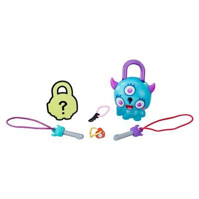 Mini-Figura---Cadeado-Surpresa---Lock-Stars---Azul-e-Roxo-com-Chifres---Hasbro
