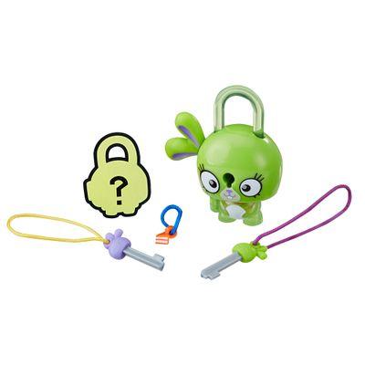 Mini-Figura---Cadeado-Surpresa---Lock-Stars---Coelhinho-Verde---Hasbro