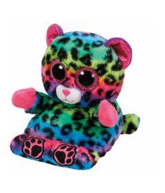 porta-celular-de-pelucia-ty-peek-a-boss-urso-colorido-dtc-4348_Frente