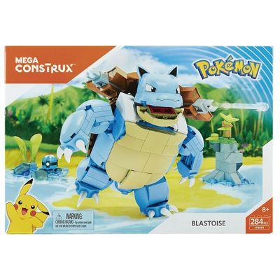 Blocos-de-Montar---Mega-Construx---Pokemon---Blastoise---Mattel