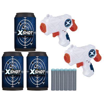 Conjunto-Lancadores-e-Alvos---X-Shot-Excel-Series---Micro---Candide