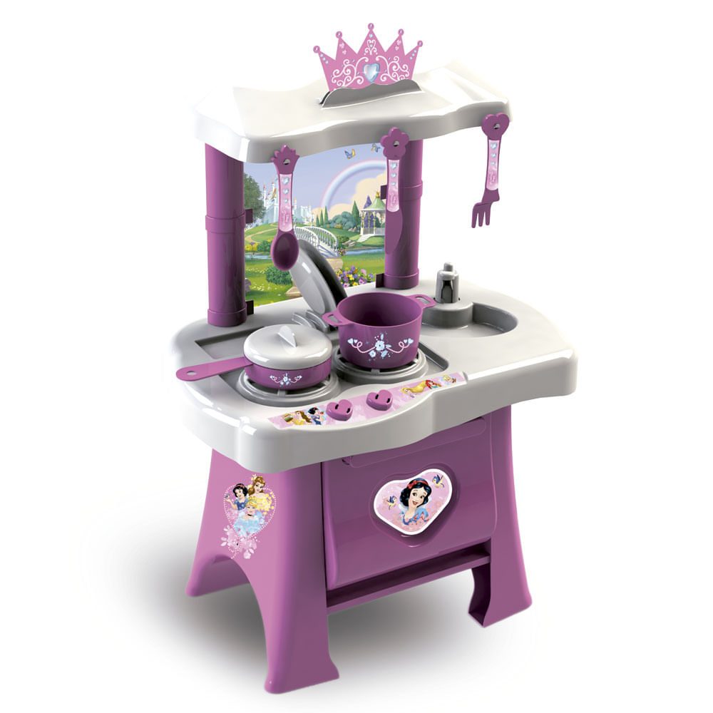 Cozinha Pop - Disney - Princesas - Xalingo