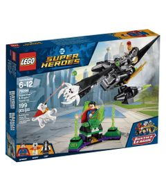 LEGO-Super-Heroes---DC-Comics---Justice-League---Superman-e-Krypto---76096