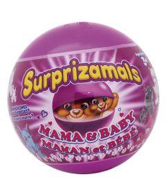 Mini-Pelucia-Surpresa---Surprizamals-Wacky---Mamae-e-Filhote---Toyng