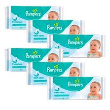 Kit-6-Pacotes-de-Lencos-Umedecidos---Regular---288-Unidades---Pampers