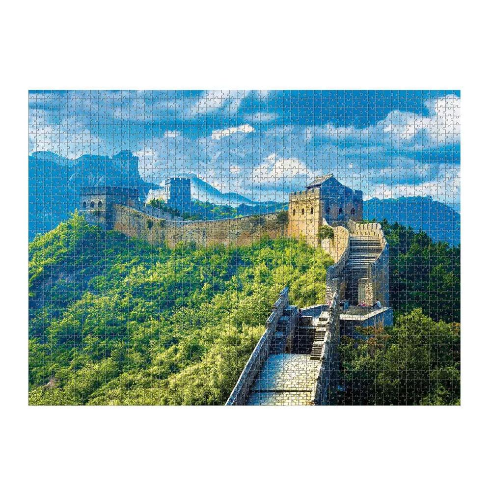 Quebra-Cabeça - 2000 Peças - Muralha da China - Estrela