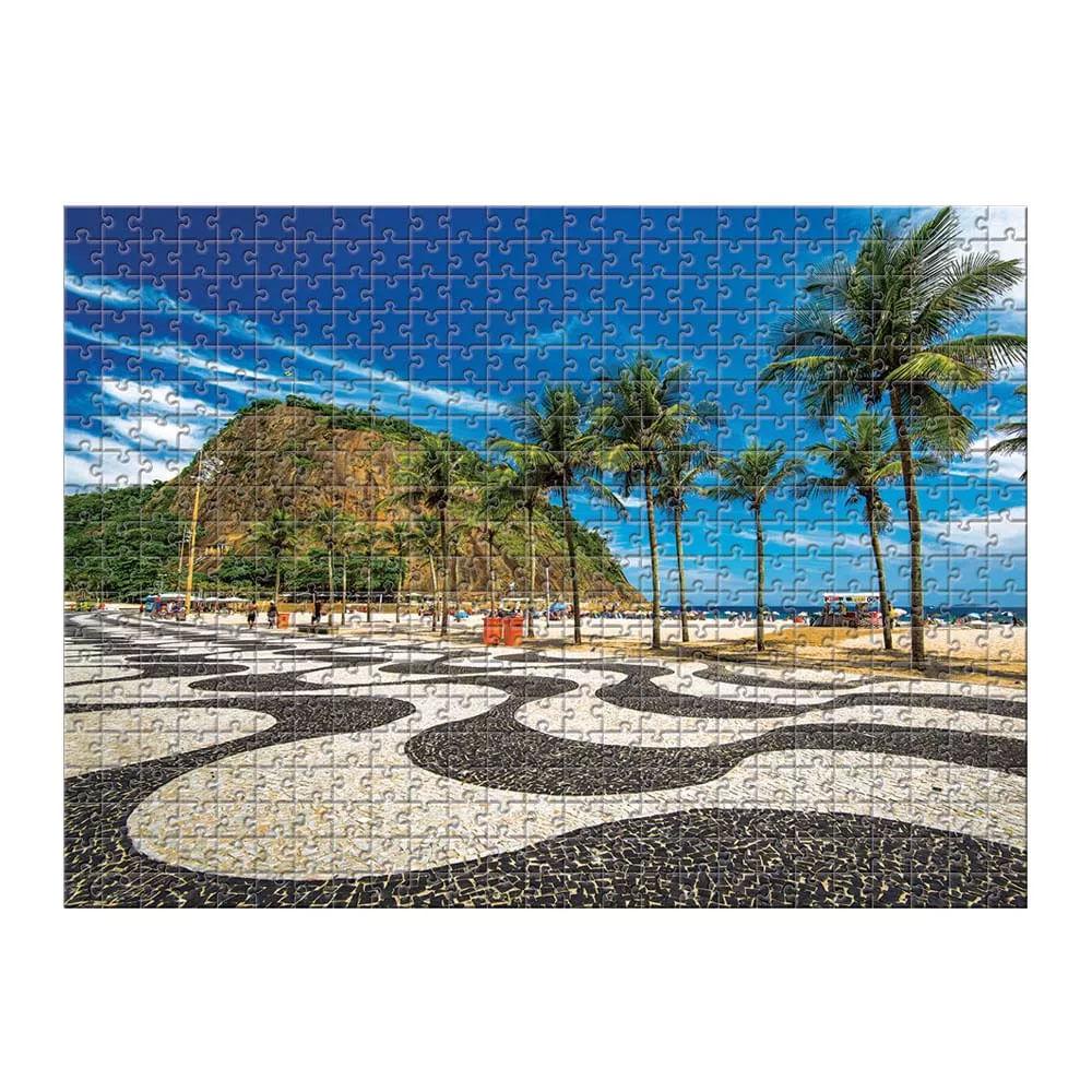 Quebra-Cabeça - 500 Peças - Copacabana - Estrela