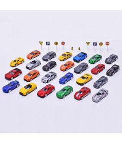 Carrinhos---Die-Cast---Tubo-com-35-Pecas---New-Toys_Frente