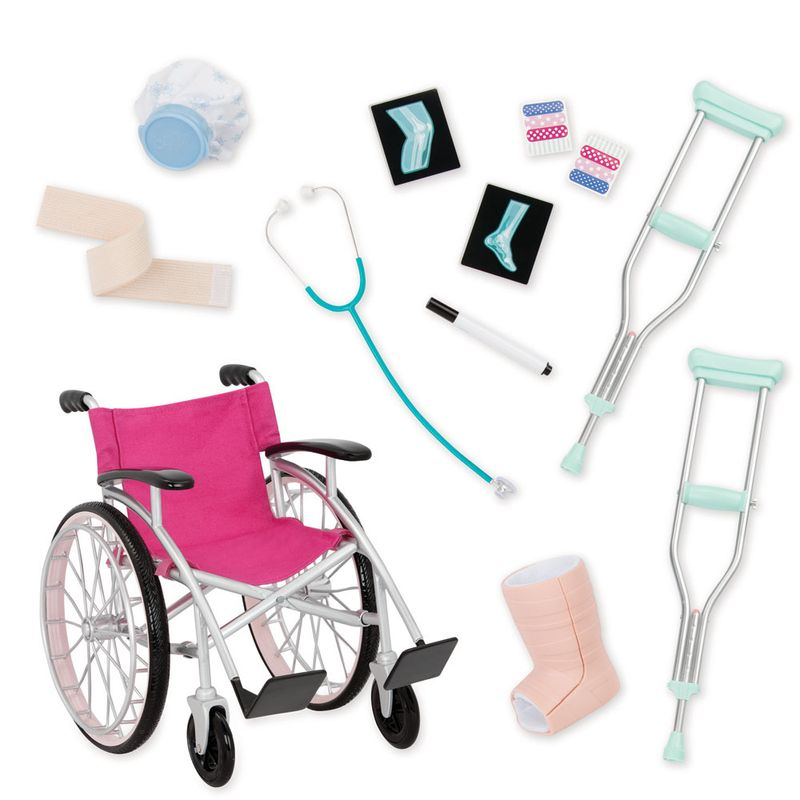 b1037ad1e Acessórios de Boneca - Our Generation - Conjunto de Médico - Ri Happy  Brinquedos