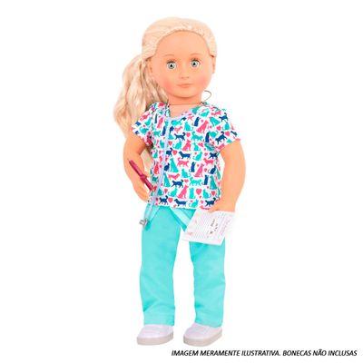 Acessorios-de-Boneca---Our-Generation---Uniforme-de-Veterinaria