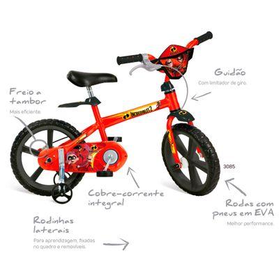 Bicicleta-ARO-14---Disney---Os-Incriveis-2---Bandeirante