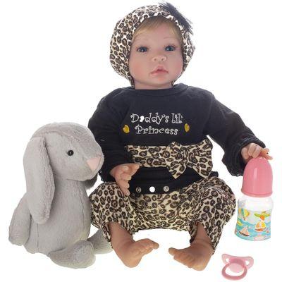 Boneca-Laura-Doll---Reborn---Baby-Anita---Shiny-Toys