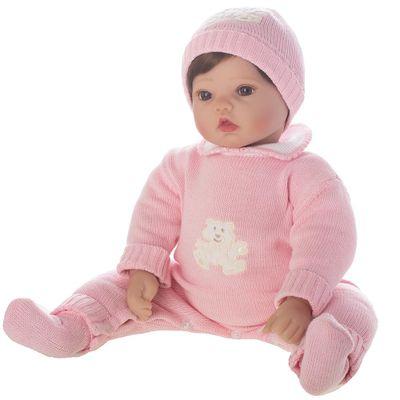 Boneca-Laura-Doll---Reborn---Baby-Mia---Shiny-Toys