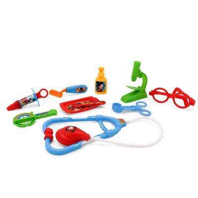 Conjunto-de-Acessorios---Kit-Medico-com-Maleta-Azul---Disney---Mickey-Mouse---Toyng