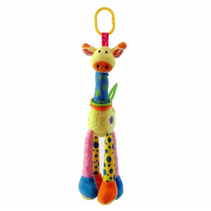 Mordedor-de-Pelucia---36-Cm---Girafinha-com-Argolas---Love