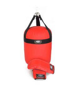 Conjunto-de-Boxe---Junior---Saco-de-Pancada-60-Cm-e-Luvas-Bate-Soco---Punch