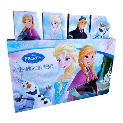 Livro---Disney---Frozen---5-em-1---A-Rainha-da-Neve---Melhoramentos