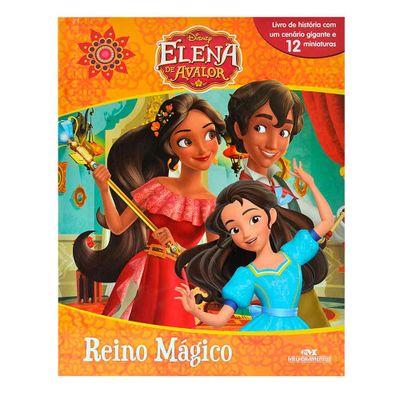 Livro---Elena-Of-Avalor---Reino-Magico---Melhoramentos