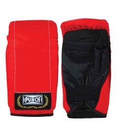 Luvas-de-Boxe---Infantil---Bate-Soco---Vermelho---Punch