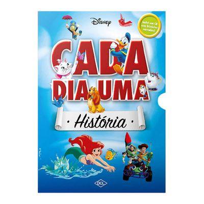 Livro-Infantil---Box---Disney---Cada-Dia-Uma-Historia---DCL-Editora