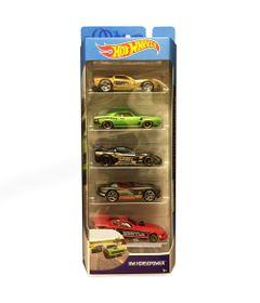 Carrinhos-Hot-Wheels---Pacote-com-5-Carros---HW-Horsepower_Frente