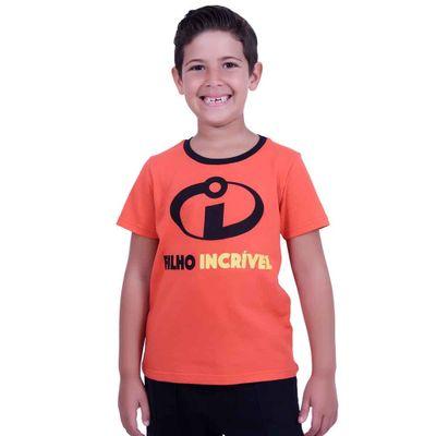 Camiseta-Infantil---Manga-Curta---Vermelha---Menino---Os-Incriveis-2---Disney---2