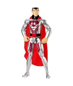 Boneco-Articulado-Batman---30-cm---Liga-da-Justica---Superman---Armadura-de-Aco---Mattel