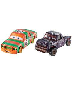 Carrinho-Die-Cast---Pack-com-2-Veiculos---Disney---Pixar---Cars-3---Alto-Impacto-e-Jimbo---Mattel