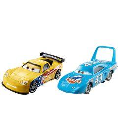 Carrinho-Die-Cast---Pack-com-2-Veiculos---Disney---Pixar---Cars-3---Weathers-e-Gorvette---Mattel