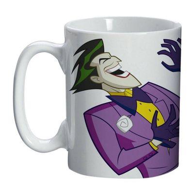 Caneca-de-Porcelana---300-Ml---DC-Comics---Liga-da-Justica---Joker---Urban