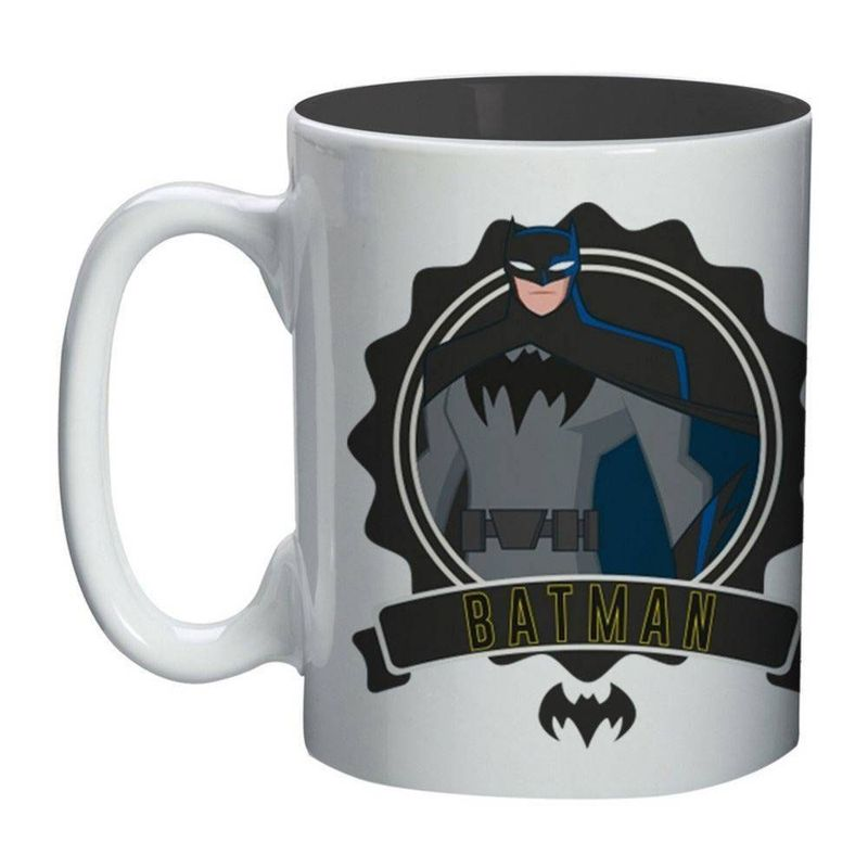 Caneca de Porcelana - 300 Ml - DC Comics - The Batman - Urban - Saraiva 162d010132
